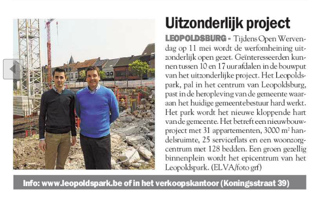 Actiefje De Weekkrant 7 mei 2014